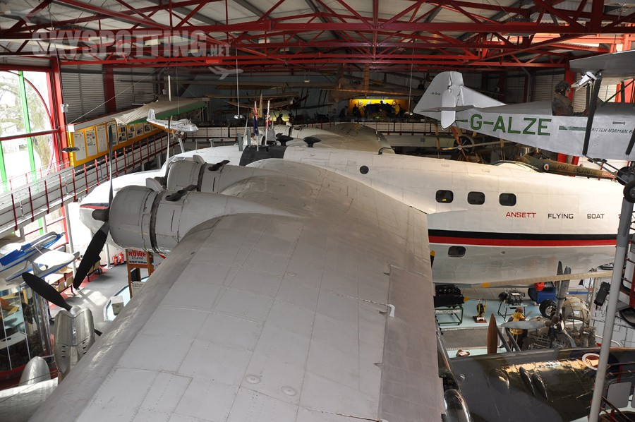 Museums, vol. 15 – United Kingdom – Solent Sky Museum (Southampton)