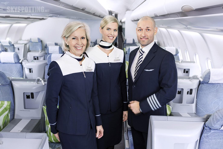 Finnair zatrudni 400 pilotów i członków pokładowej