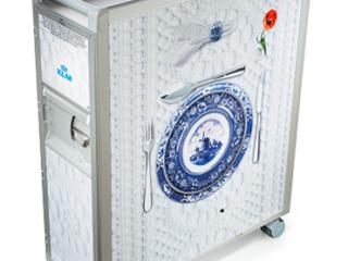 Nowy wyserwis pokładowy KLM w Klasie Economy