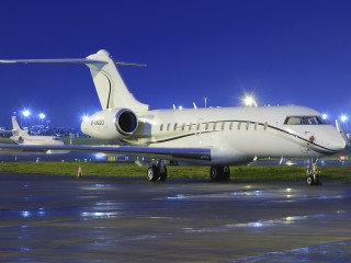 M-ANGO , Bombardier BD-700-1A11 Global 5000