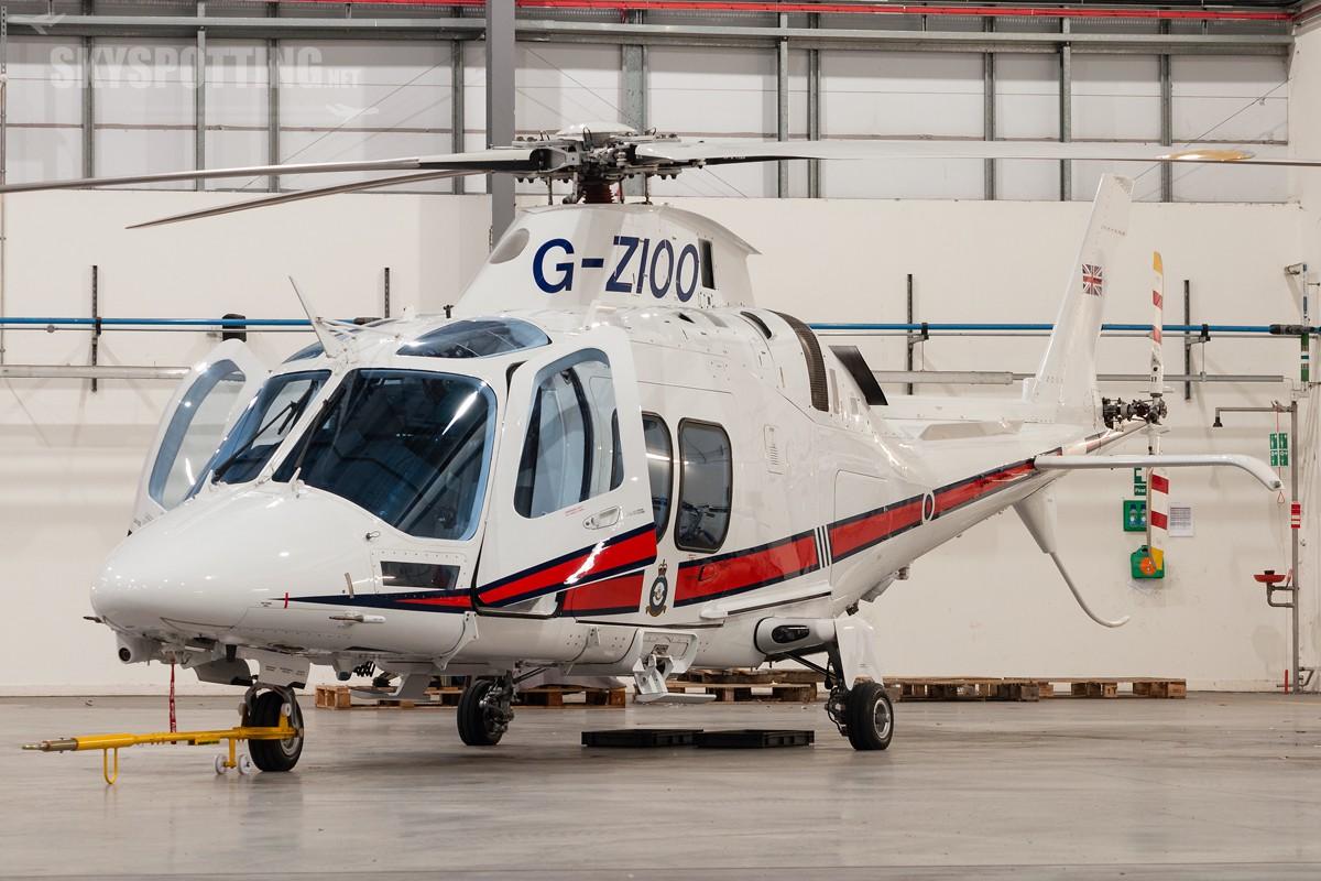AgustaWestland-AW-109-G-ZIOO