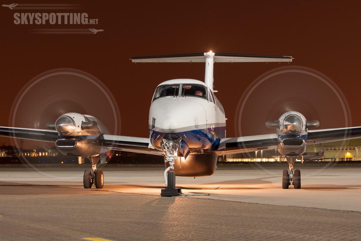 Beechcraft-King-Air-ZZ501-2