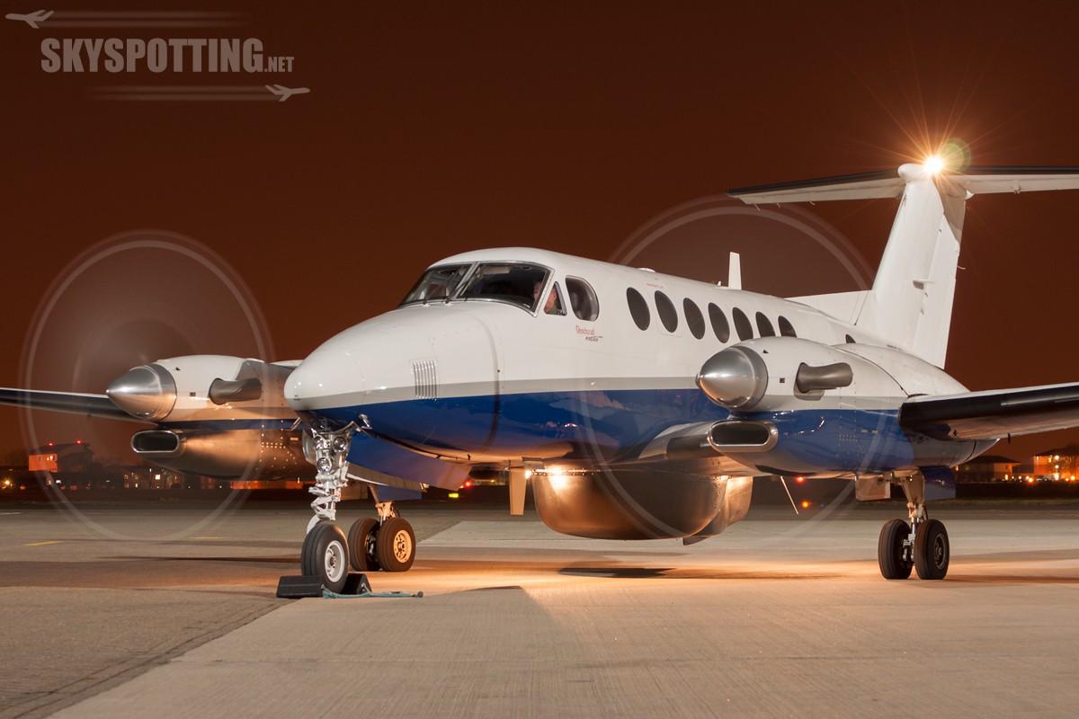 Beechcraft-King-Air-ZZ501-3