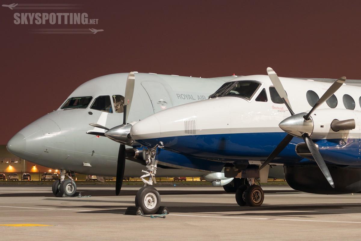 Beechcraft-King-Air-ZZ501