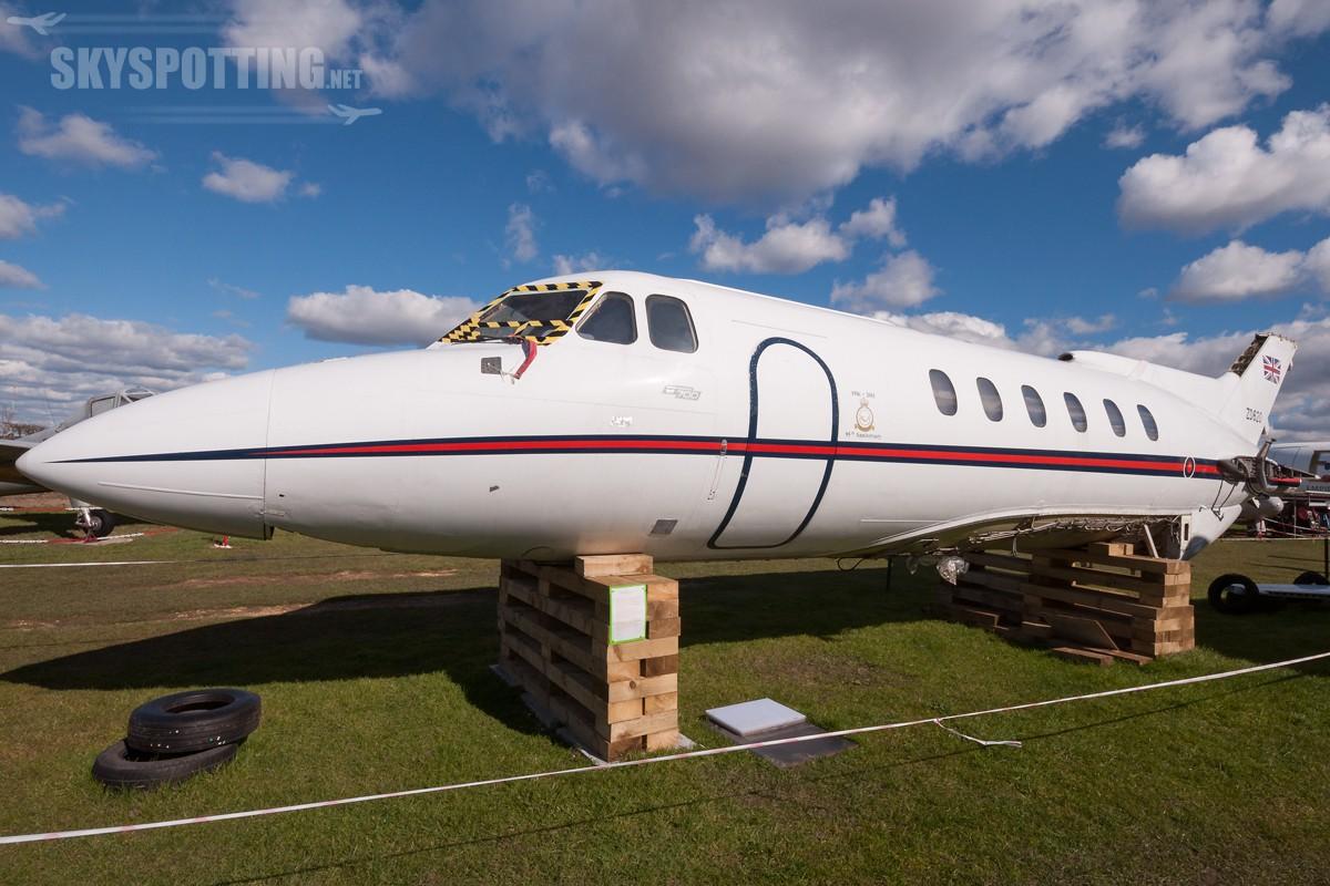 British-Aerospace-BAe-125-CC3-ZD620