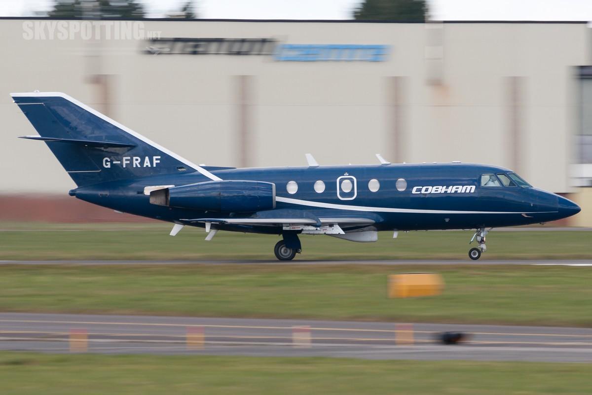 Dassault-Falcon-20E-G-FRAF
