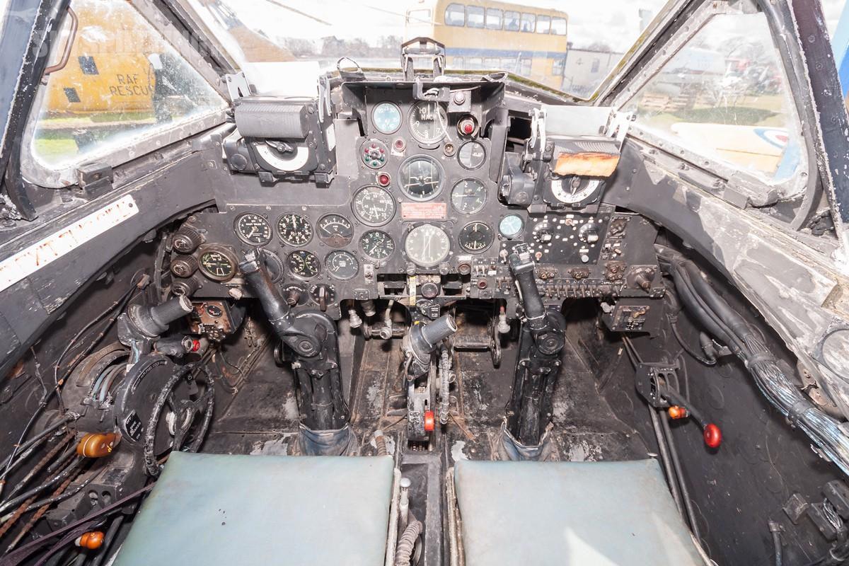 De-Havilland-Vampire-T11-XE856