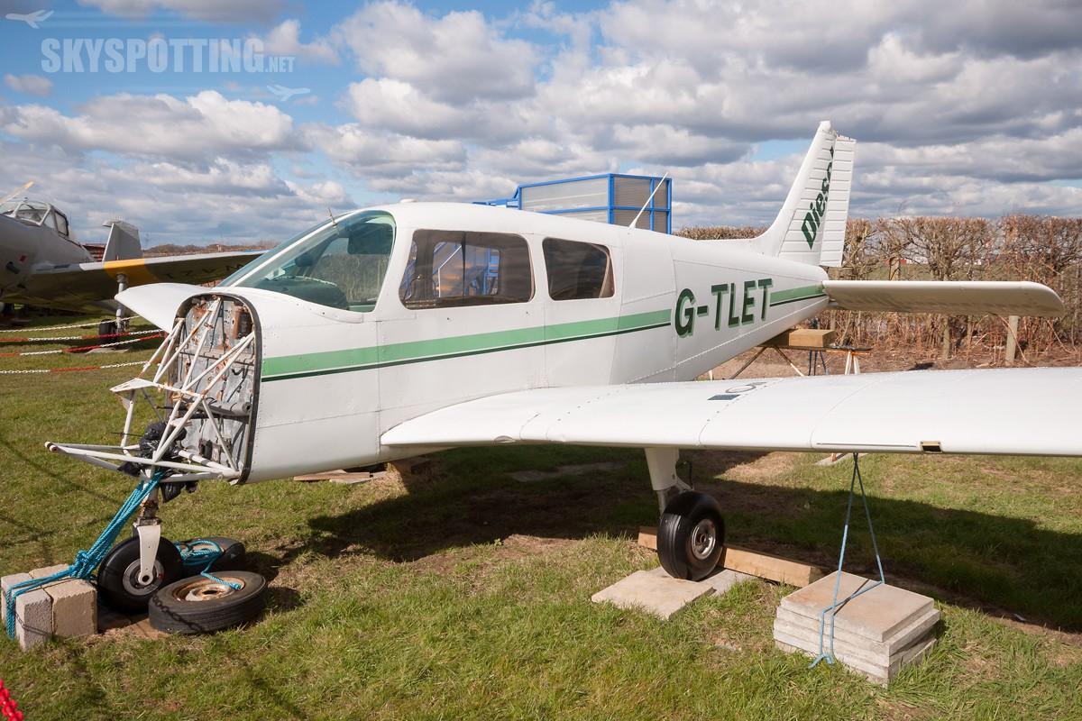 Piper-PA-28-161-Cadet-G-TLET