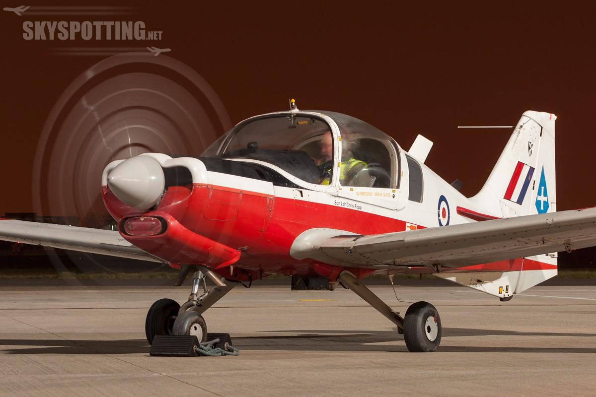 Scottish-Aviation-Bulldog-T1-G-BZXZ