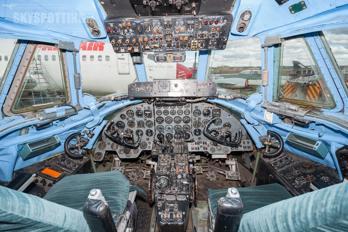 Vickers-Viscount-806-G-OPAS