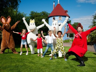 Naantali Moomin World
