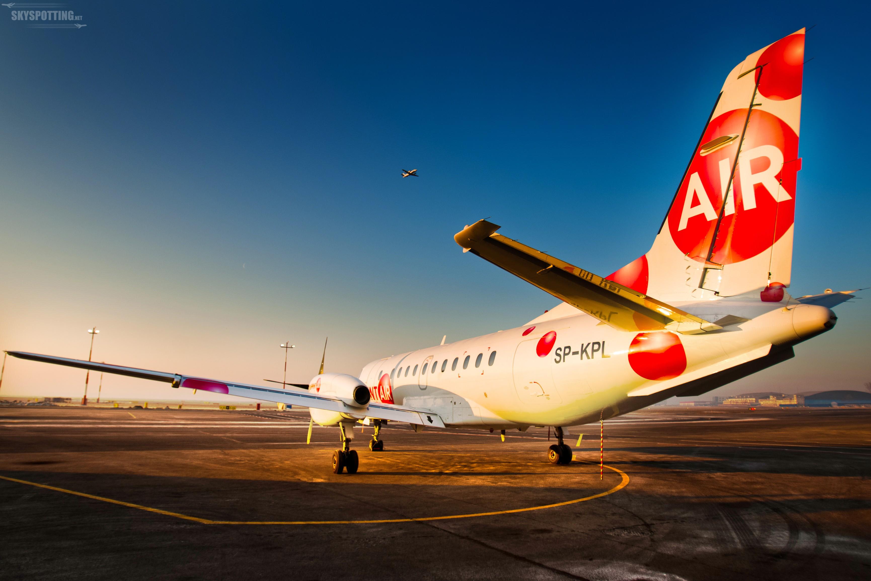 SprintAir poleci z Olsztyna do Wrocławia