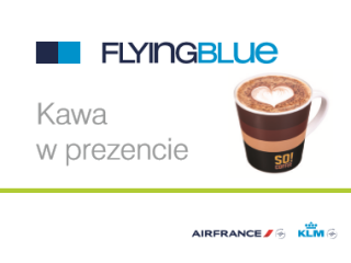Air France KLM zostan czlonkiem programu FlyingBlue