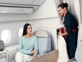 Kabina La Premiere linii Air France