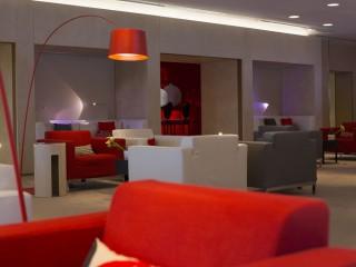 La Premiere linii Air France - paryski salonik na lotnisku
