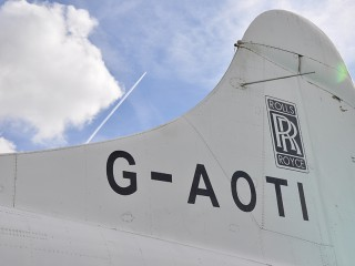 De Havilland DH-114 Heron  G-AOTI