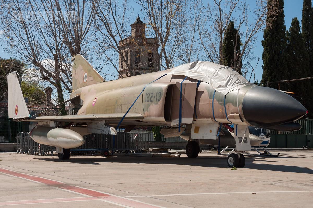 Museums, vol. 19 – Spain – Fundació Parc Aeronàutic de Catalunya (FPAC) (Sabadell)