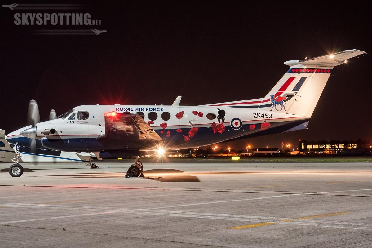 beechcraft-b200gt-king-air-raf-zk459