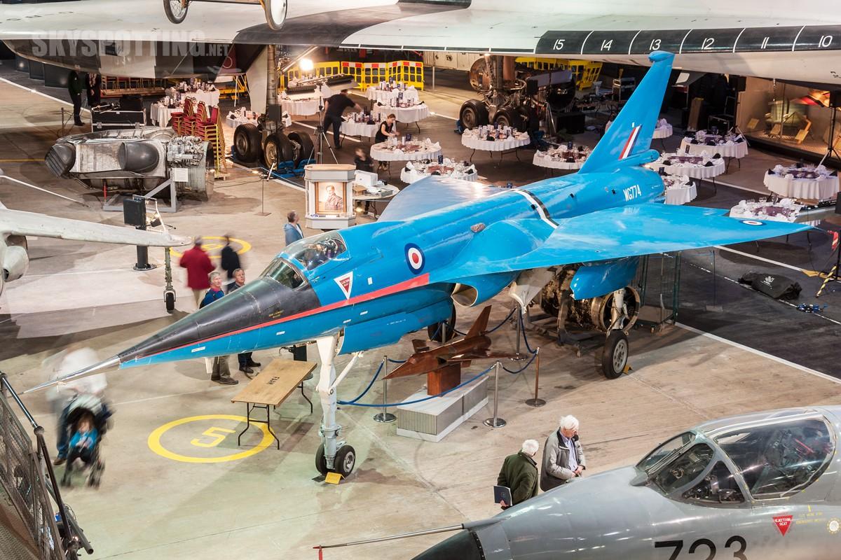 british-aircraft-corporation-bac-221-wg774