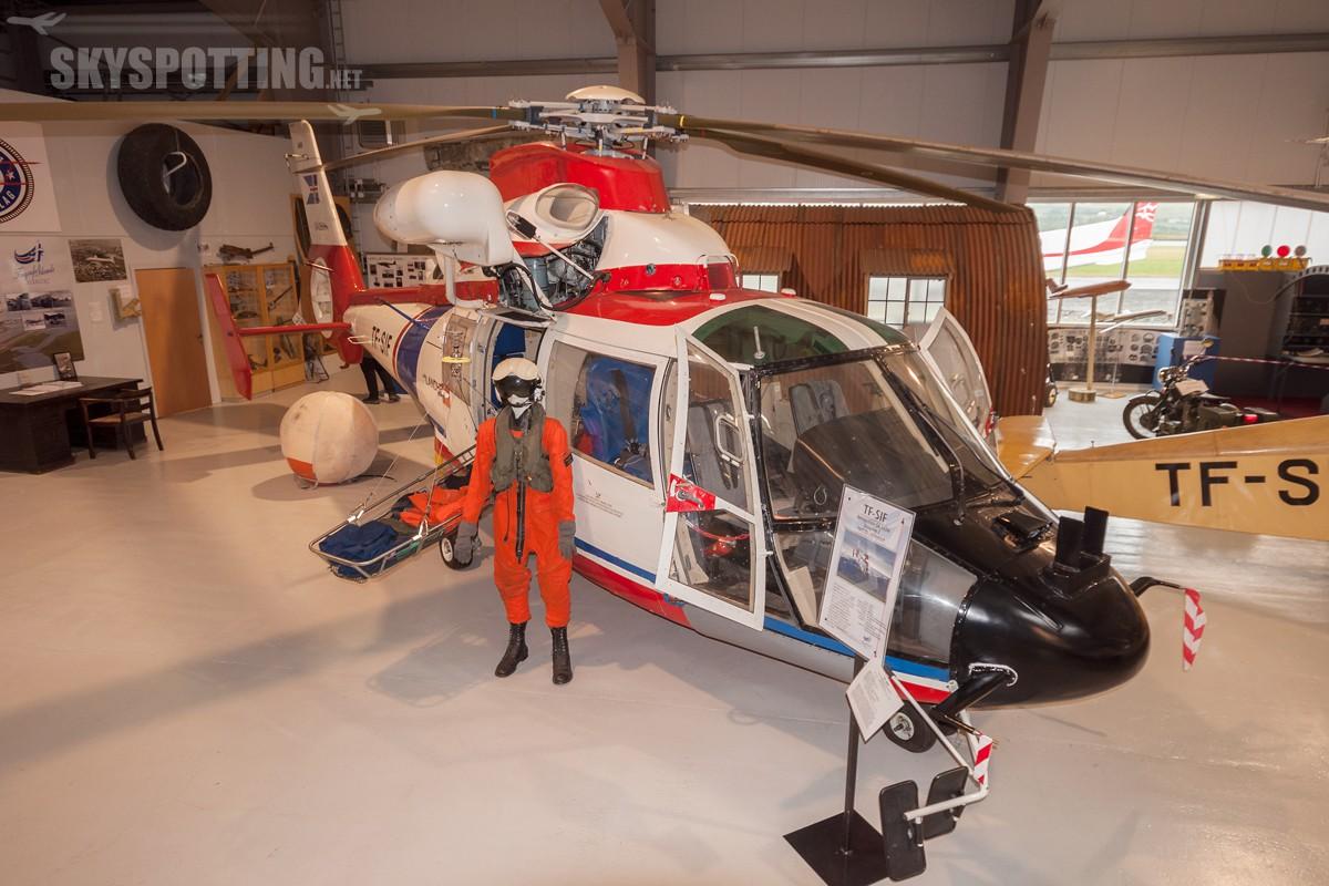 Aerospatiale-Dauphin-TF-SIF