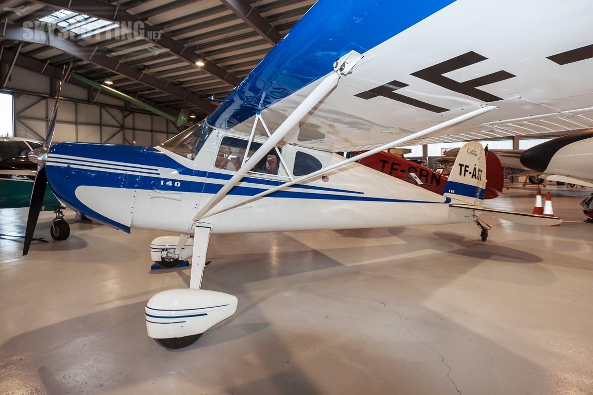 Cessna-140-TF-AST