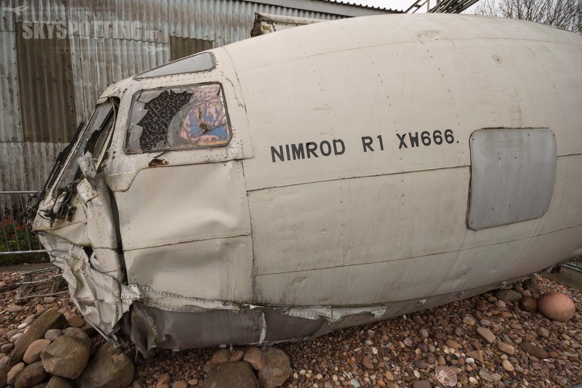 Hawker-Siddley-Nimrod-R1-XW666