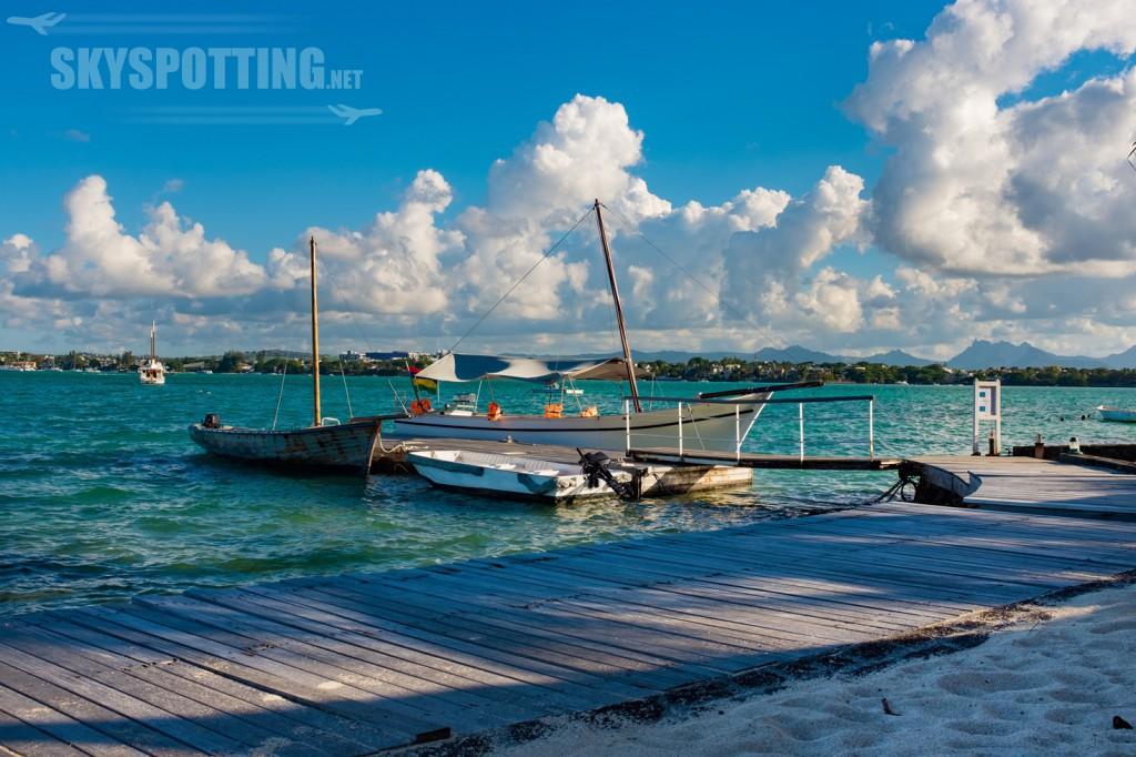 Mauritius pomost - nowy kierunek KLM m