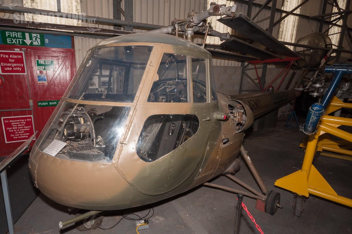 Saunders-Roe-Skeeter-AOP12-XM561