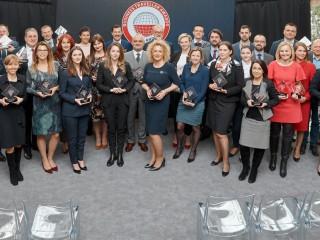 rozdanie nagrod Business Traveller Awards 2017