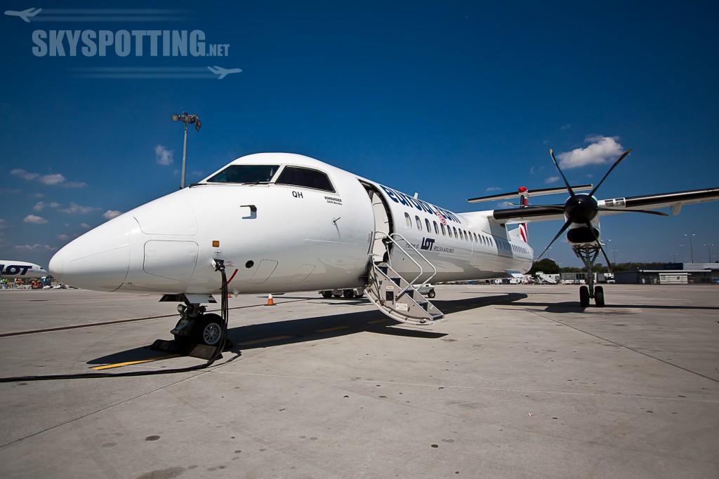 LOT_Bombardier_Q400_fot_K_Moczulski