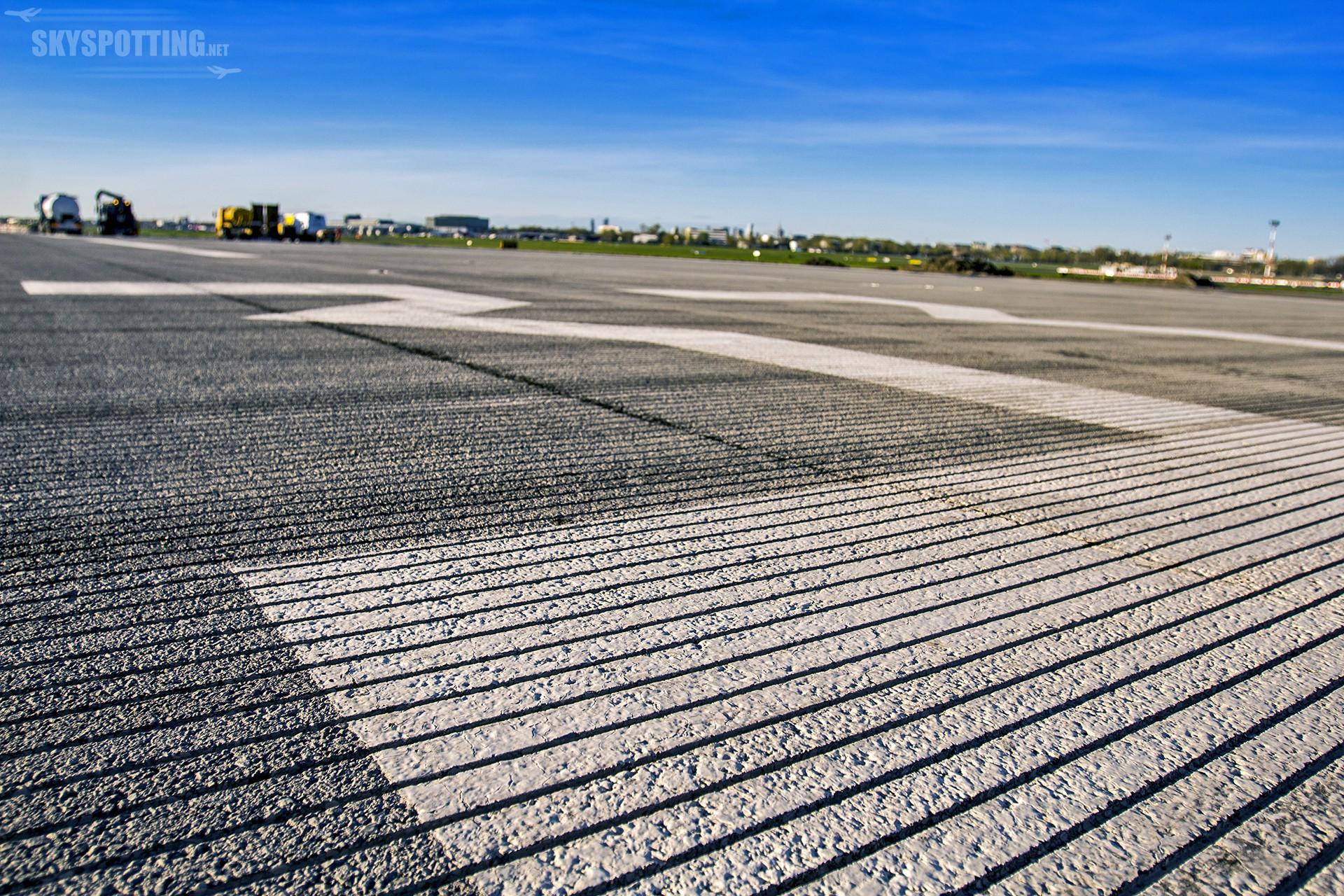 Prace modernizacyjne na pasie startowym na Lotnisku Chopina zostały zakończone zgodnie z harmonogramem