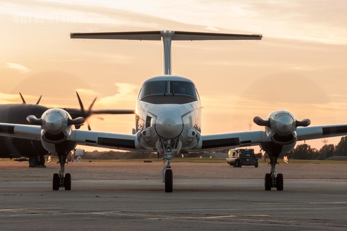 Beechcraft-C-12D-Huron-USAF-40157-2