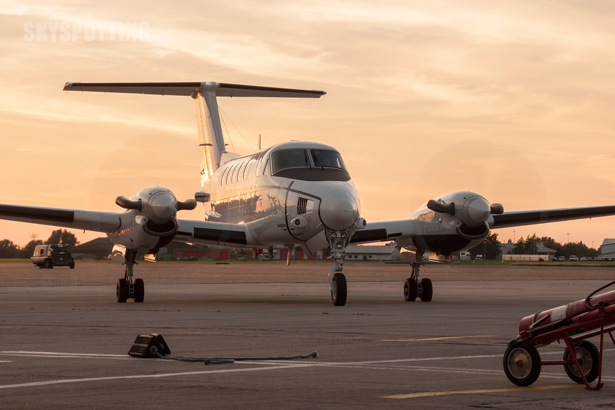 Beechcraft-C-12D-Huron-USAF-40157-4