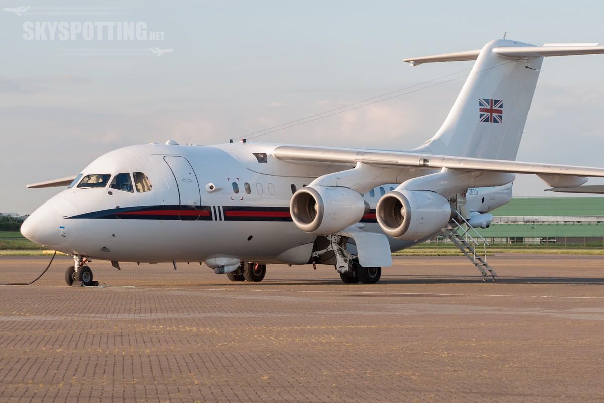 British-Aerospace-Bae-146-CC2-RAF-ZE701-3