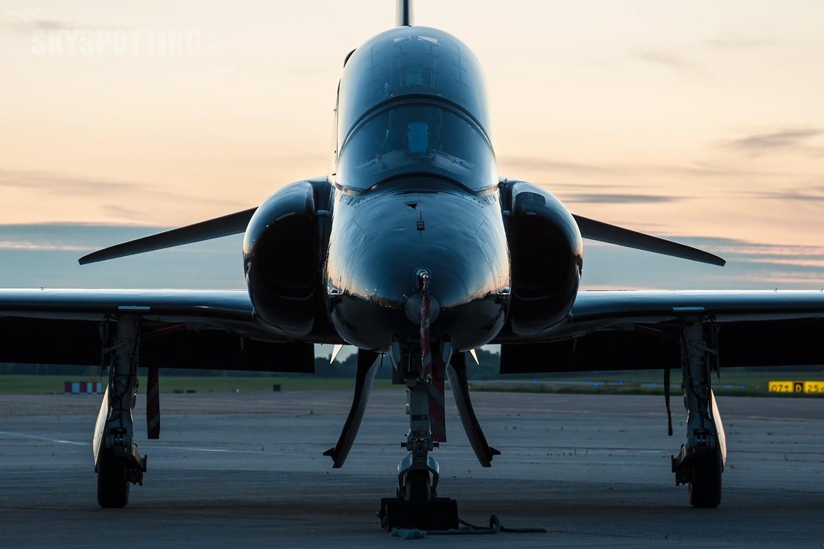 British-Aerospace-Hawk-T1A-RAF-XX285