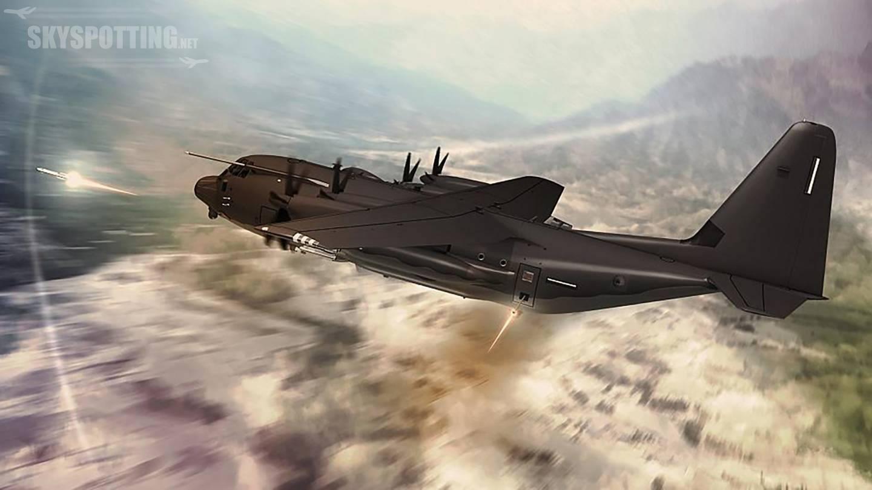 Najnowsza wersja Lockheed Martin C-130 Hercules