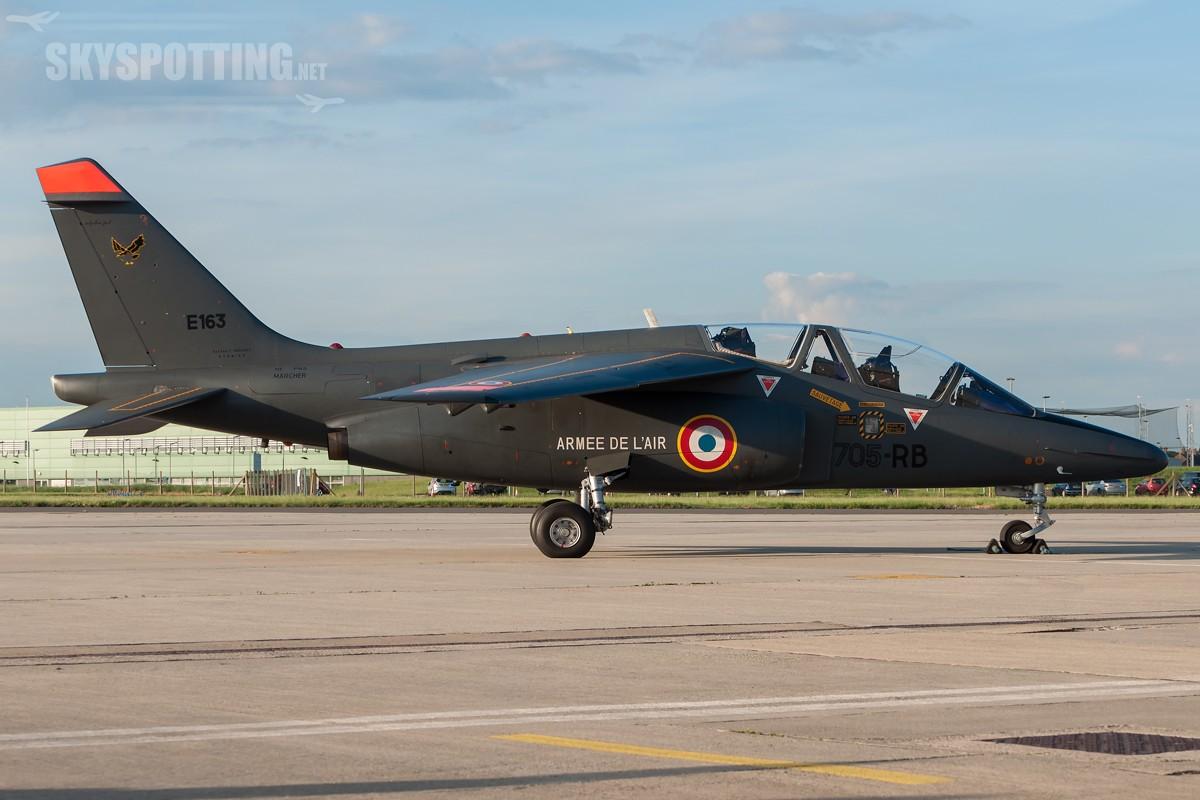 Dassault-Breguet-Dornier-Alpha-Jet-E-E163-3