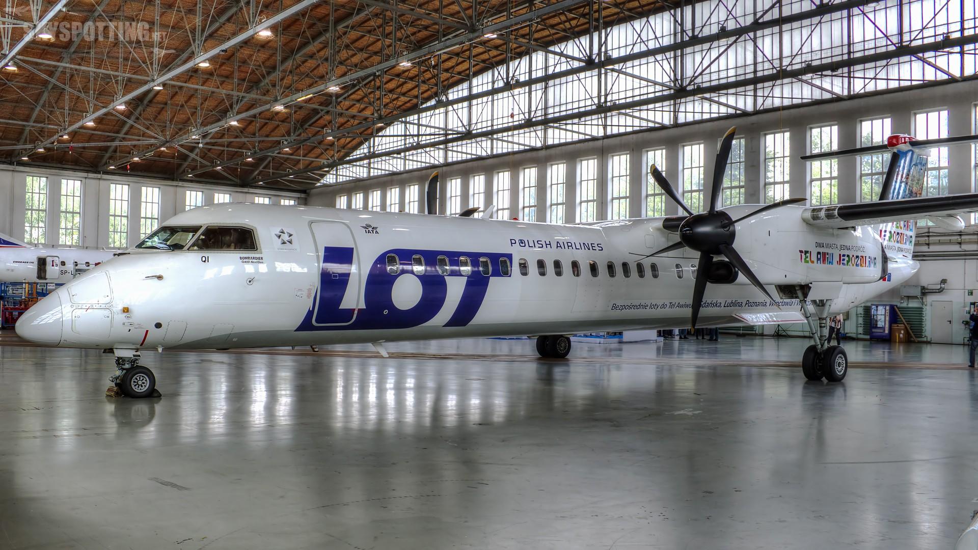 LOT zainaugurował nowe połączenia z portów regionalnych do Izraela