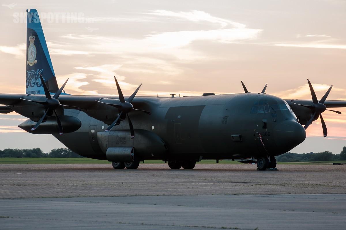 Lockheed-Martin-Hercules-C4-RAF-ZH866-5