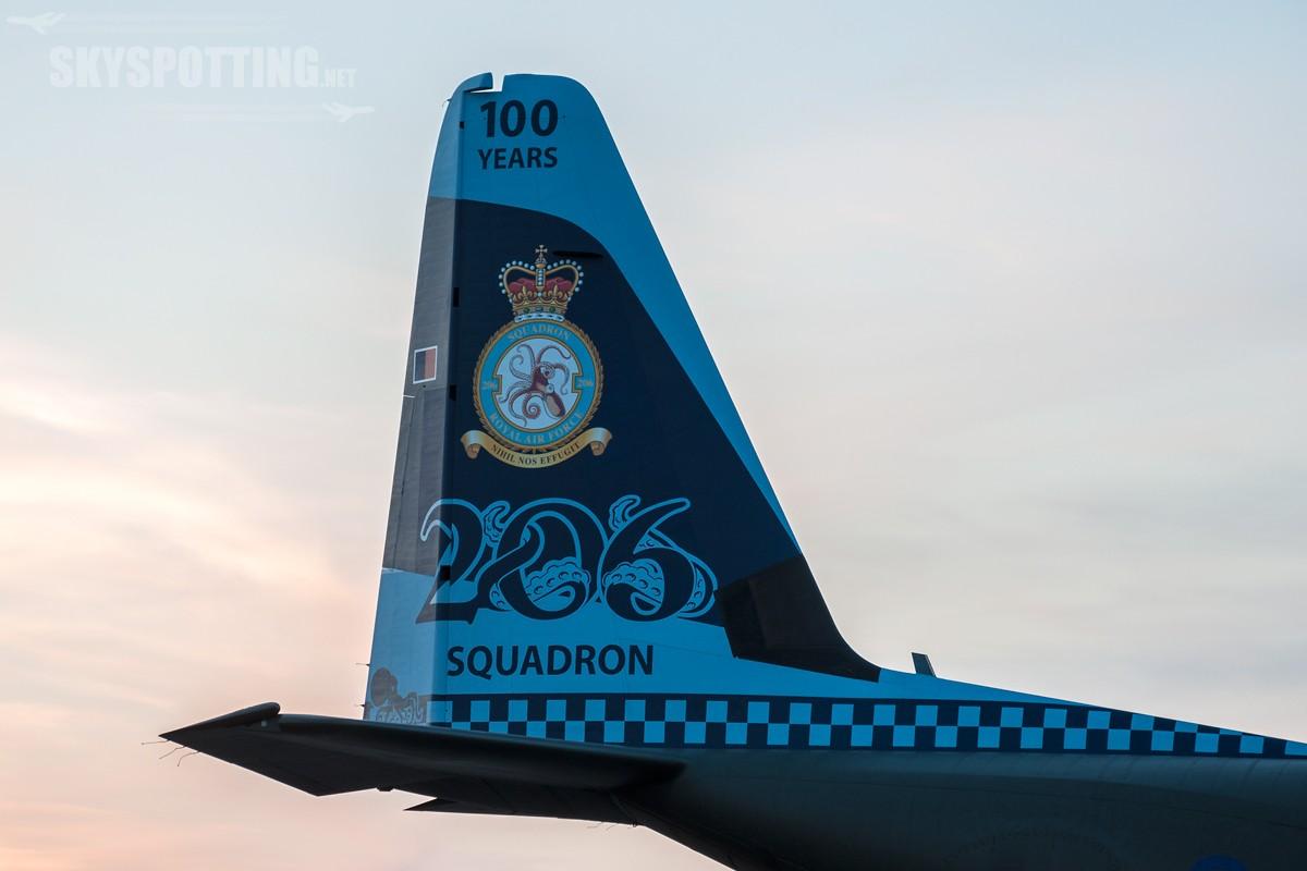Lockheed-Martin-Hercules-C4-RAF-ZH866-6