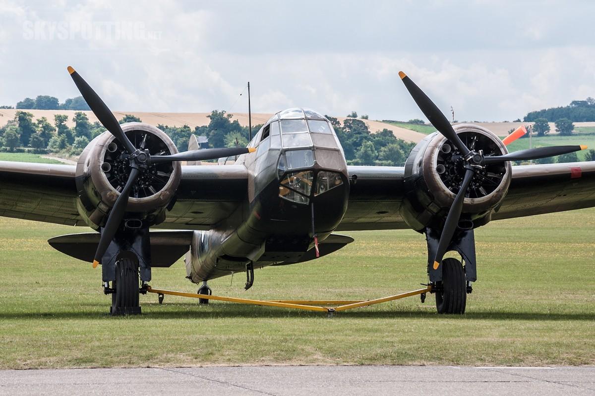 Bristol-Blenheim-MkI-G-BPIV