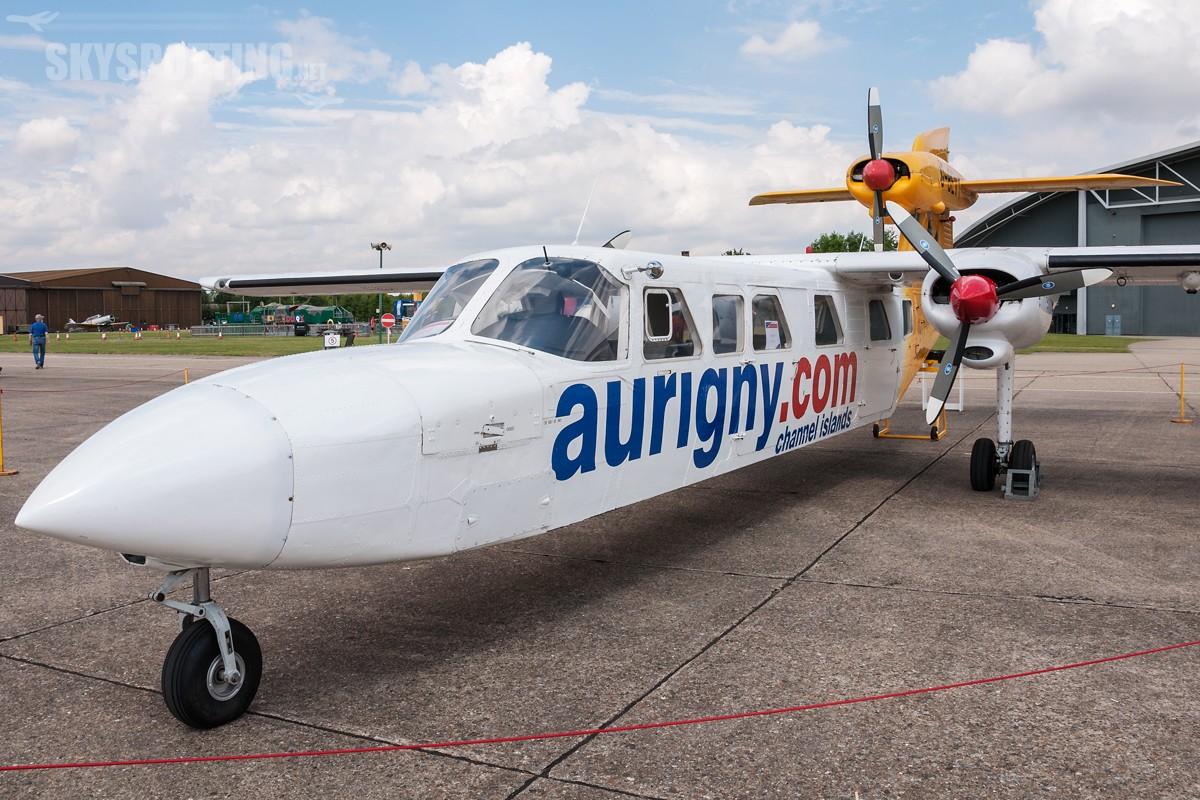 Britten-Norman-BN-2A-Mk3-2-Trislander-Aurigny-G-BEVT