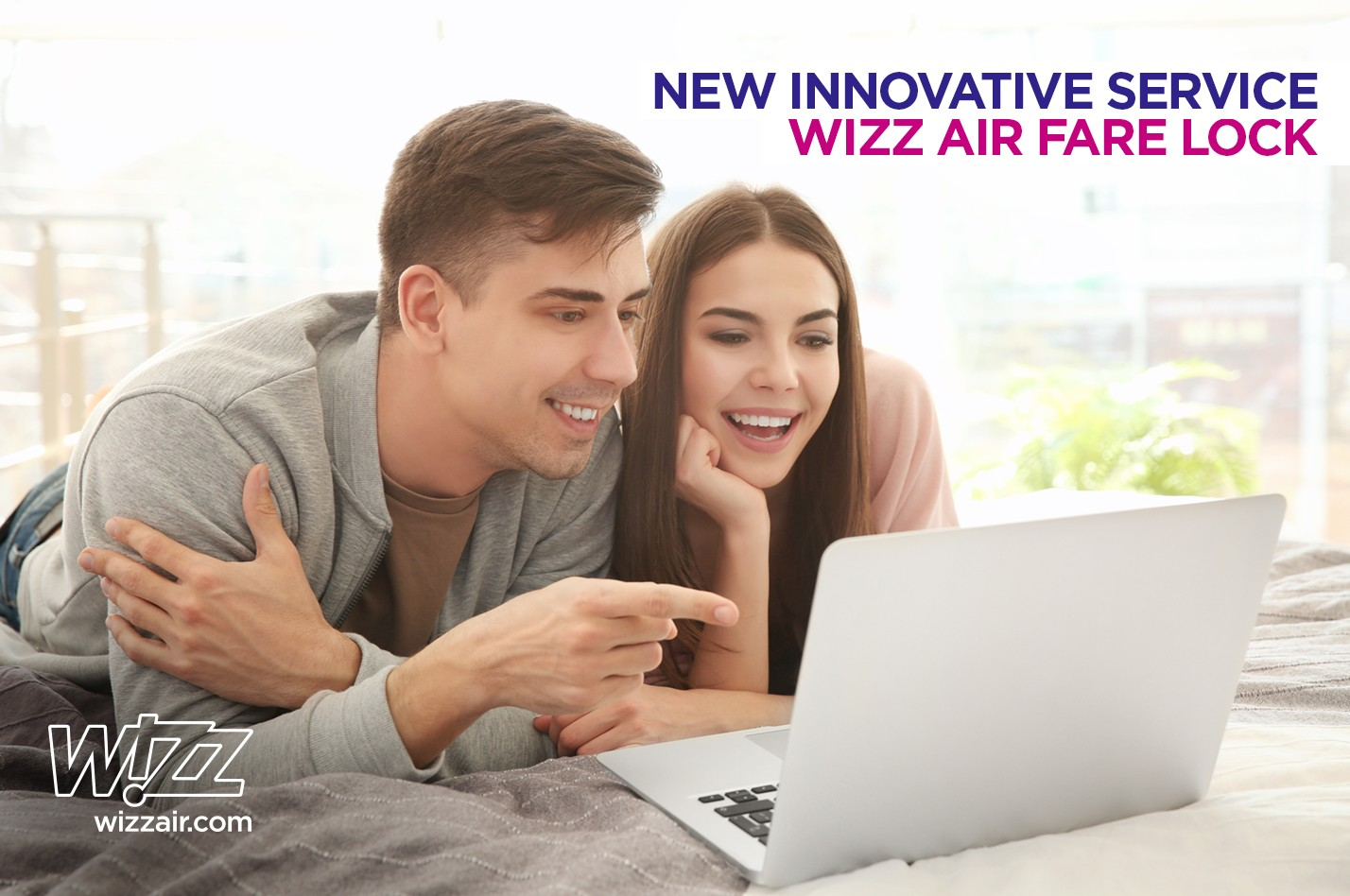 Wizz Air wprowadza innowacyjną usługę: Fare Lock