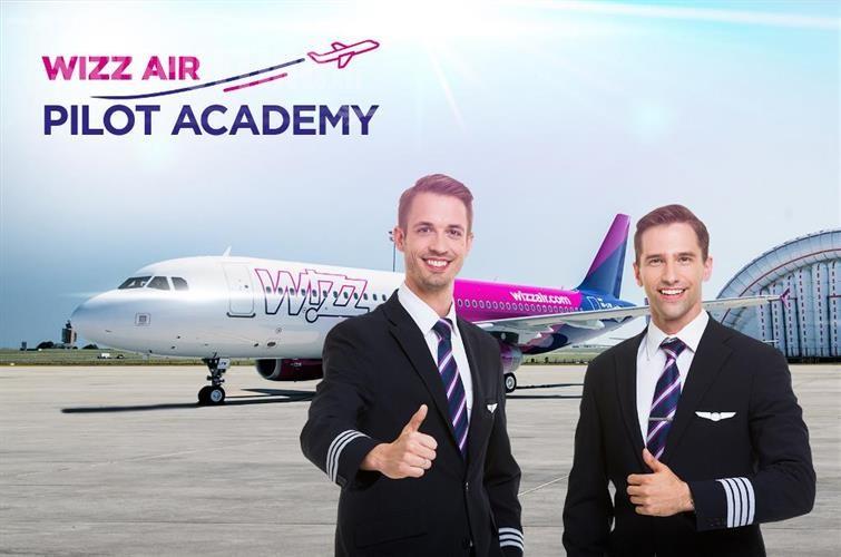 Wizz Air nawiązuje współpracę ze szkołą pilotażu Egnatia Aviation z Grecji w ramach programu Pilot Academy