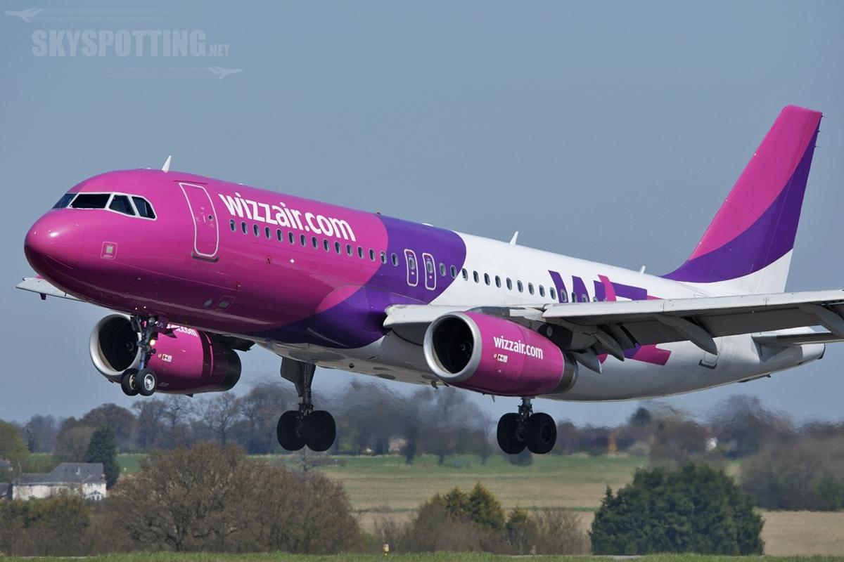 Wizz Air rozpoczyna w marcu loty z Poznania do Dortmundu