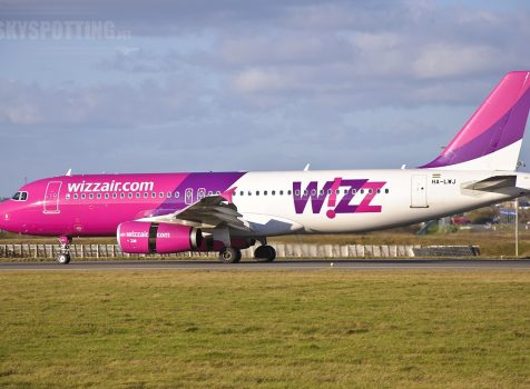 Wizz Air ogłasza 3 nowe połączenia z Polski do Austrii i na Ukrainę