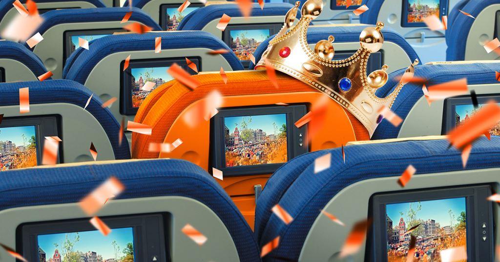 Promocja na loty z okazji urodzin Króla