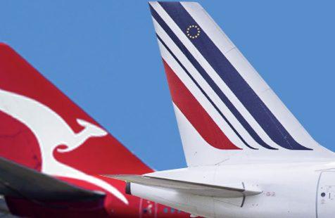 Przez Paryż do Australii. Air France wznawia partnerstwo z liniami Qantas. Więcej opcji lotów do Australii na pokładach Qantas, z biletem Air France.
