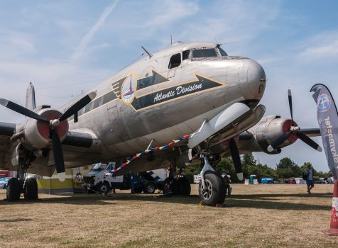 Air Britain Fly-In – North Weald Airfield