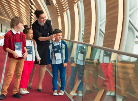 Rodzinne podróżowanie z Air France jest dziecinnie proste.